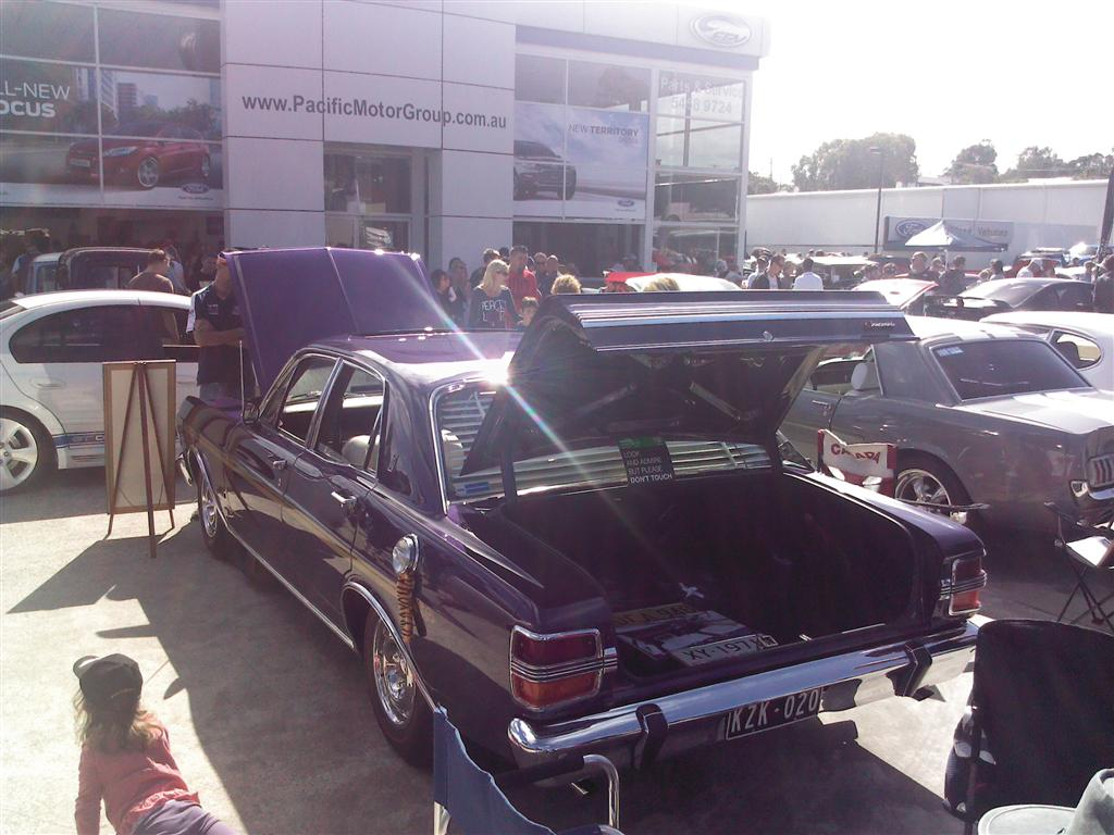 The Early Falcon Car Club Of Queensland March 29 2006 Circuitmaster 1 Comment By Kev Mcvay On Wednesday July 25 2012 Nice One Nathan Thanks For Pics Mate We Had A Pretty Good Showing With 4 Cars Seeing As Came From